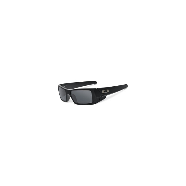 Oakley - GasCan Polarized Sunglasses - Matte Black/Black Iridium Polar