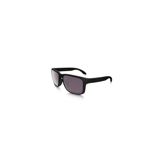 Oakley - Holbrook Polarized Sunglasses w/PRIZM - Men's - Covert Matte Black