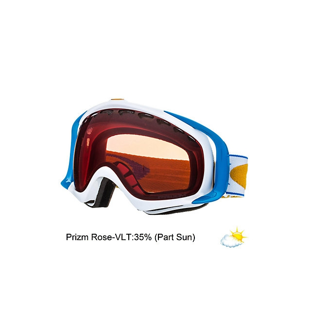 Oakley - Crowbar Jamie Anderson Prizm Womens Goggles