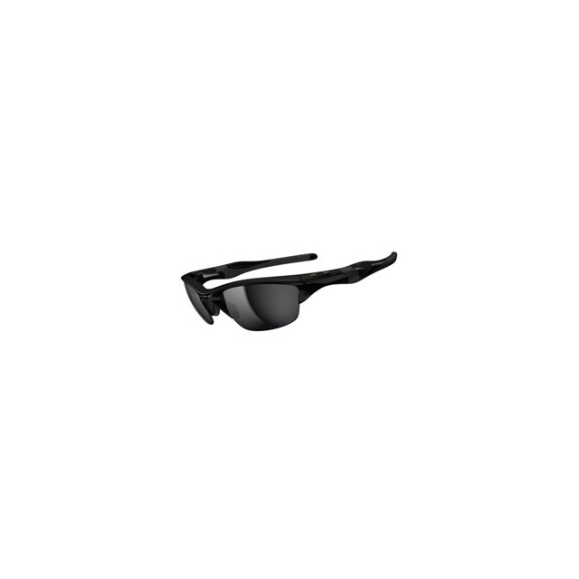 Oakley - Half Jacket 2.0 with Polarized Lenses - Polished Black/Black
