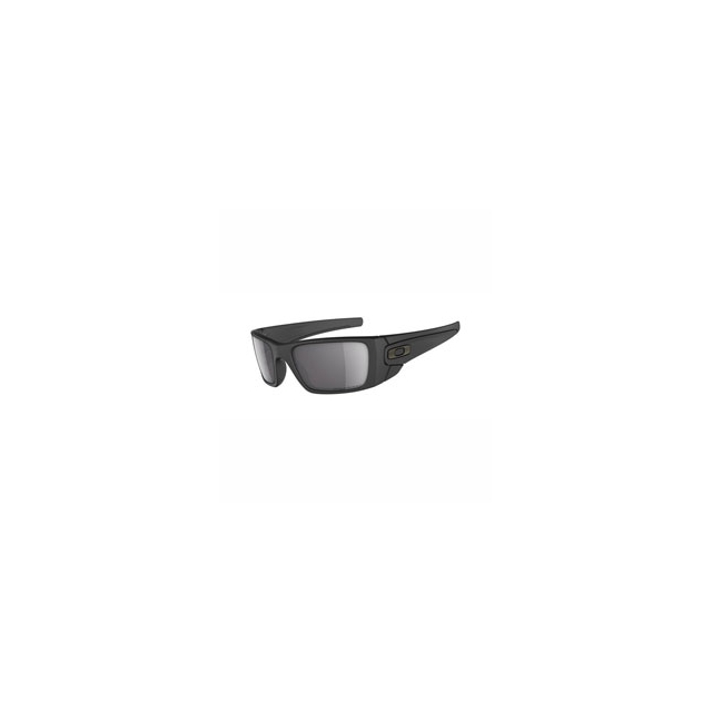 Oakley - Fuel Cell Polarized Sunglasses - Matte Black/Grey