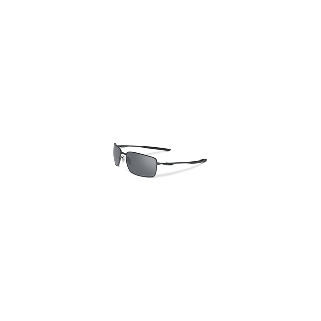 Oakley - Square Wire Polarized Sunglasses - Men's - Carbon/Grey Polarized