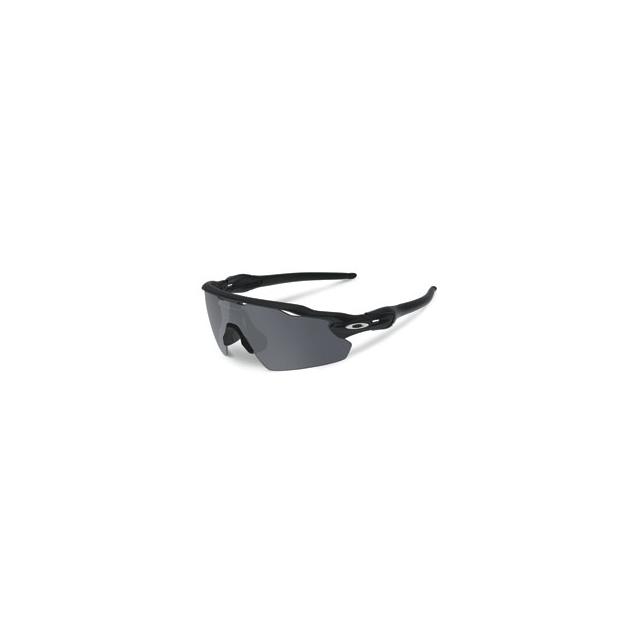 Oakley - Radar EV Pitch Sunglasses - Matte Black/Black Iridium