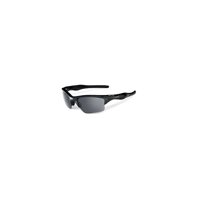 Oakley - Half Jacket 2.0 XL Polarized Sunglasses - Polished Black/Black Iridium Polarized