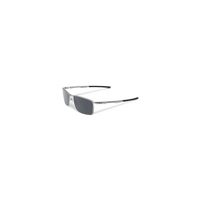 Oakley - Conductor 6 Polarized Sunglasses - Lead/Black Iridium Polar