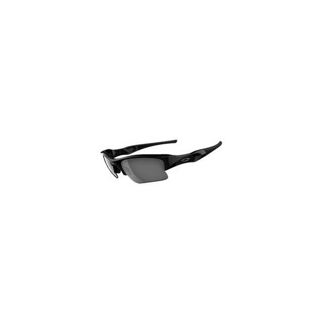 Oakley - Flak Jacket XLJ Sunglasses - Jet Black/Black Iridium