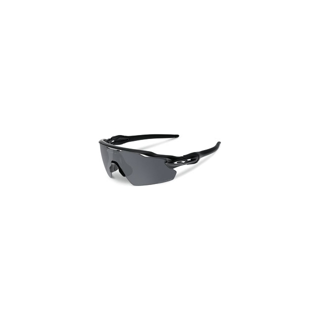 Oakley - Radar EV Pitch Polarized Sunglasses - Polished Black/Black Iridium Polar