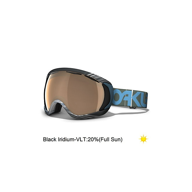 Oakley - Canopy Factory Pilot Alt Fit Goggles