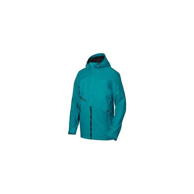 Oakley - Jigsaw BioZone Shell Snowboard Jacket Men's, Aurora Blue, L