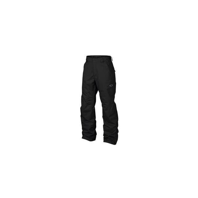 Oakley - Fleet 2 BioZone Insualted Snowboard Pant Men's, Jet Black, XL