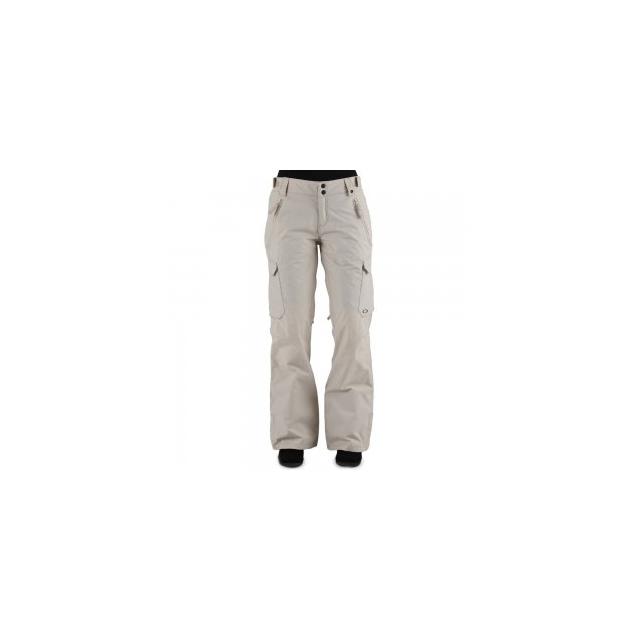 Oakley - Snapshot BioZone Insulated Snowboard Pant Women's, Wood Grey, L
