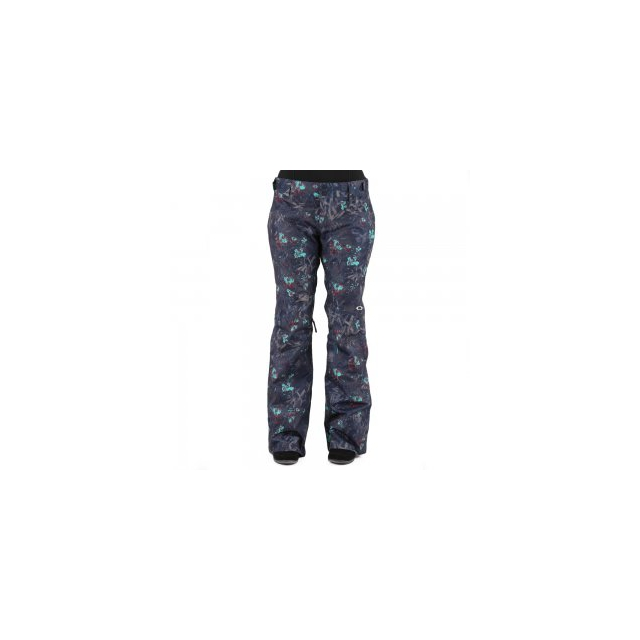 Oakley - Tippy Toe BioZone Insulated Snowboard Pant Women's, Navy Floral, L
