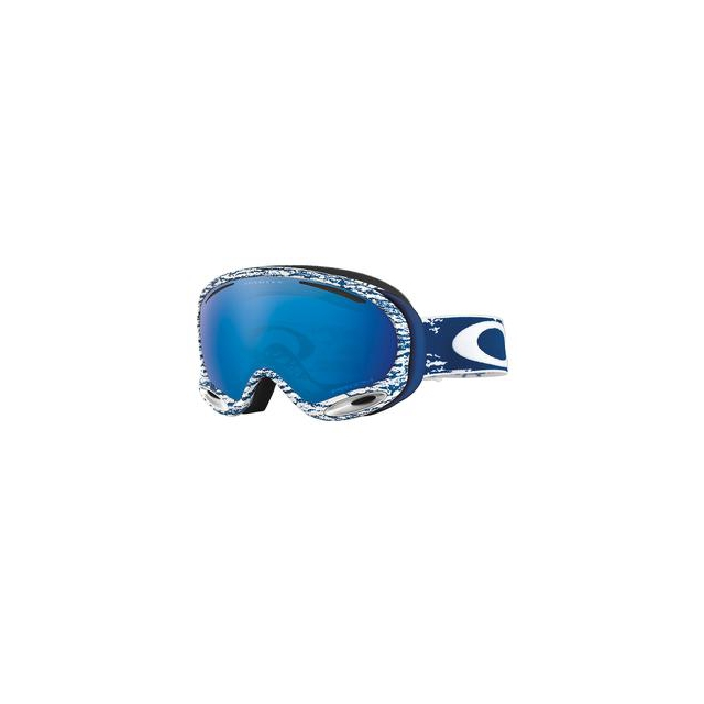 Oakley - A Frame 2.0 Goggles Adults', Sheridan Navy