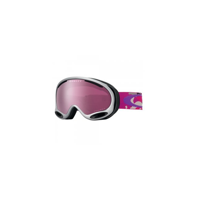 Oakley - A Frame 2.0 Goggles Adults', GI Camo Purple Pink