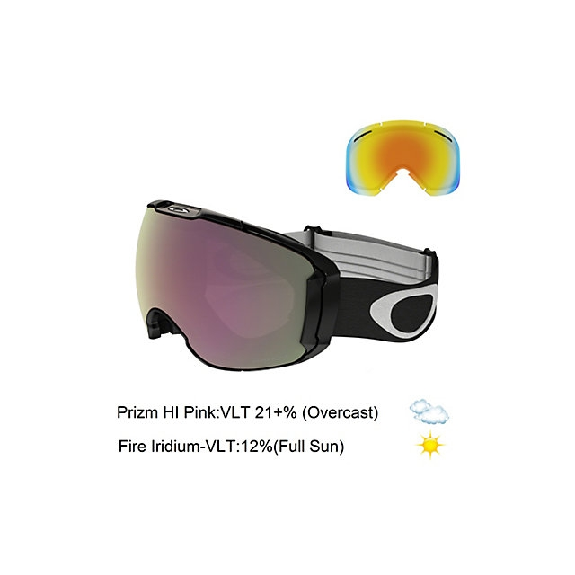Oakley - Airbrake XL Prizm Goggles 2017
