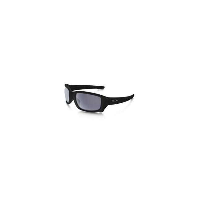 Oakley - Straightlink Sunglasses - Men's - Matte Black/Grey