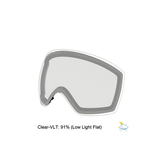 Oakley - Flight Deck Goggle Replacement Lens