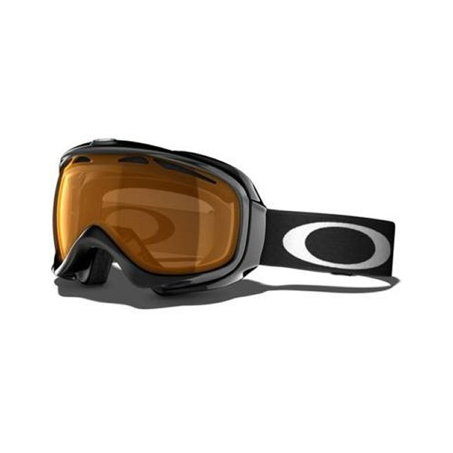 Oakley - Elevate Jet Black Goggles