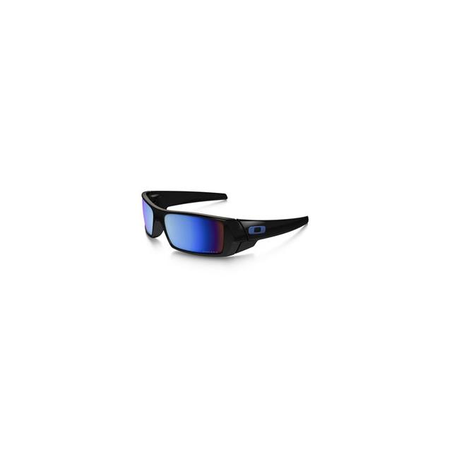 Oakley - Gascan Prizm Polarized Sunglasses - Men's - Polished Black/Prizm Deep Water Polarized