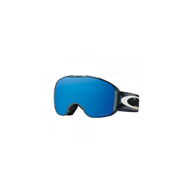Oakley - McMorris Airbrake XL Goggles Adults', Camo Fade Blue