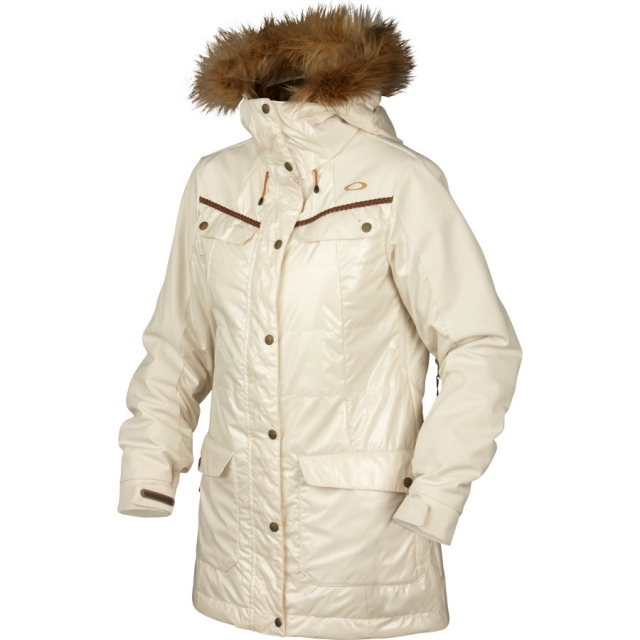 oakley solitude jacket mgar  Oakley Anorak Jacket