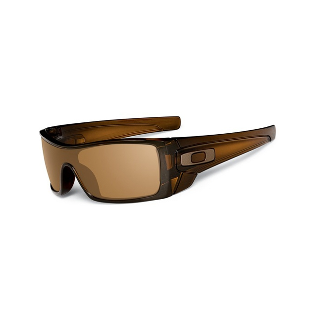Oakley - Batwolf Sunglasses - Polished Rootbeer Frame, Dark Bronze Lens