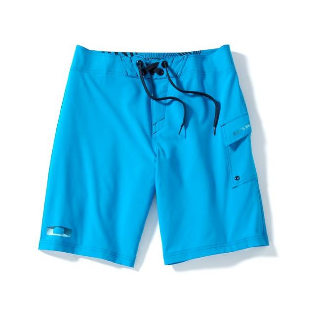 Oakley - Seabed Boardshorts 21 - Men's: Pacific Blue, 34