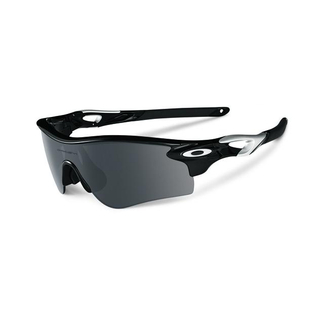 Oakley - Radarlock Sunglasses - Polished Black Frame, Black Iridium Lens