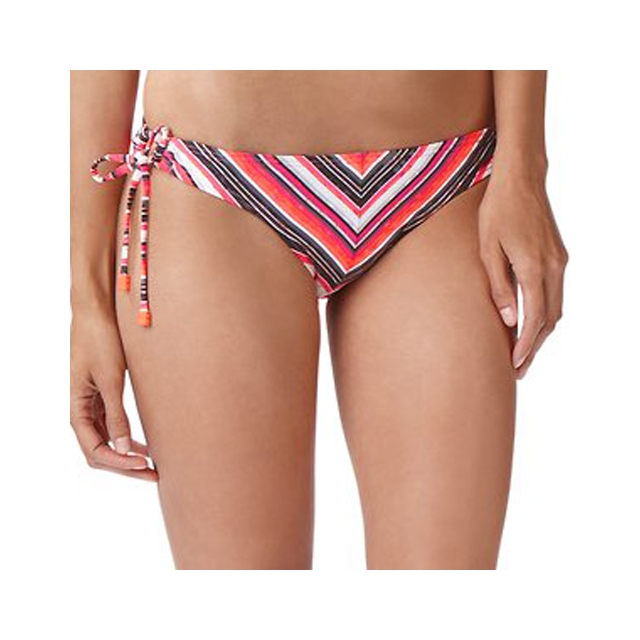 Oakley - Good Vibes String Bikini Bottom - Women's: Pink Blast, Small