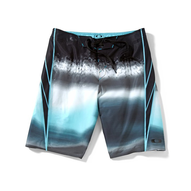 Oakley - Color Shock Boardshorts 21 Inseam - Men's: Shadow, 32