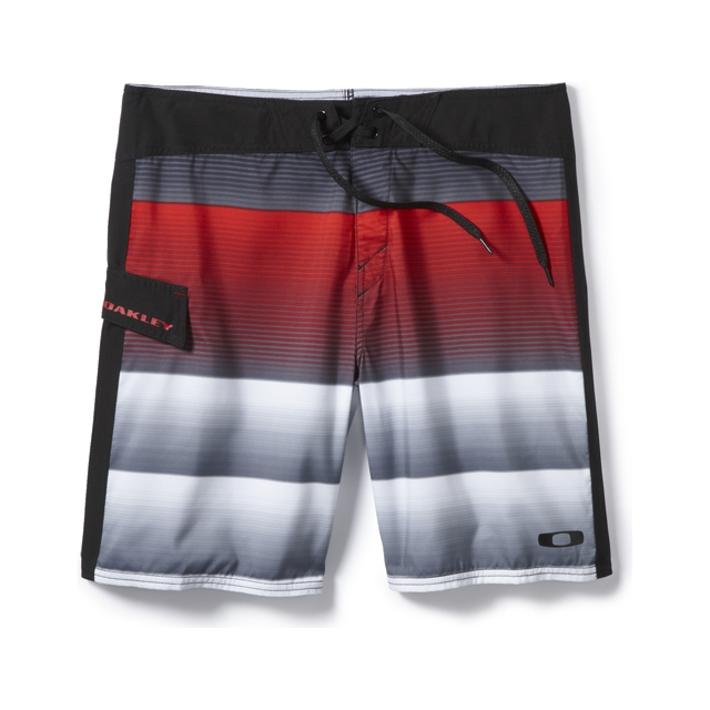 Oakley - Traffic Control 19 Boardshorts - Men's: Red Line, 34