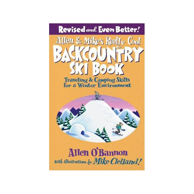 National Book Network - Allen and Mike's Really Cool Backcountry Ski Boo