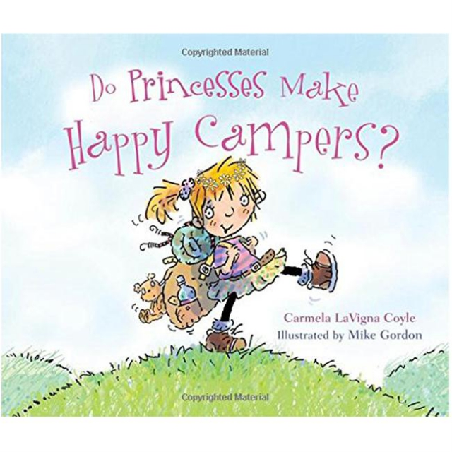 National Book Network - Do Princesses Make Happy Campers?