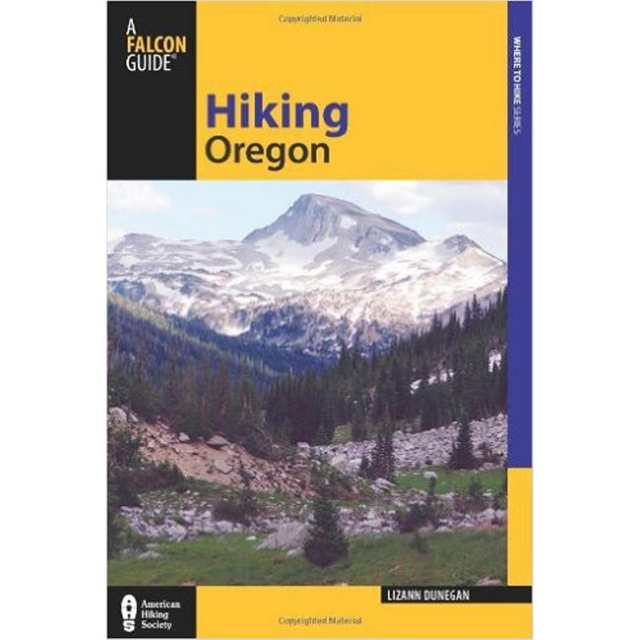 National Book Network - Hiking Oregon