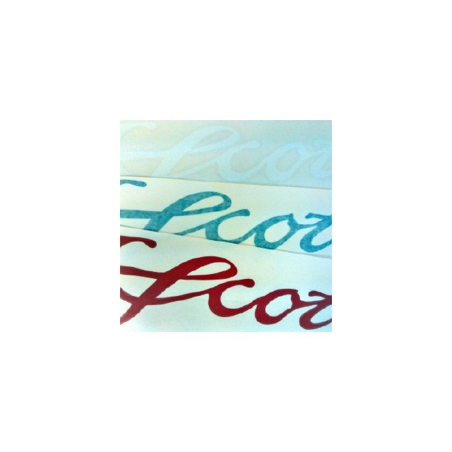 Scott Fly Rod - Boat Decal