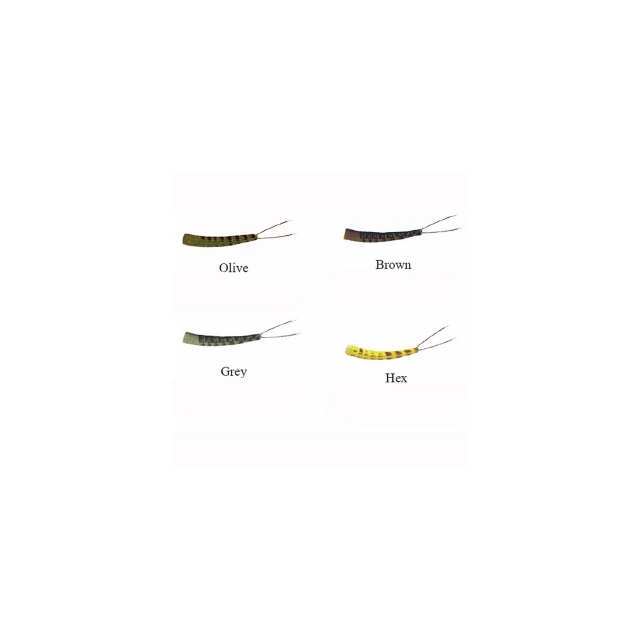 Montana Fly Co - Foam Mayfly Body - 6 Pack