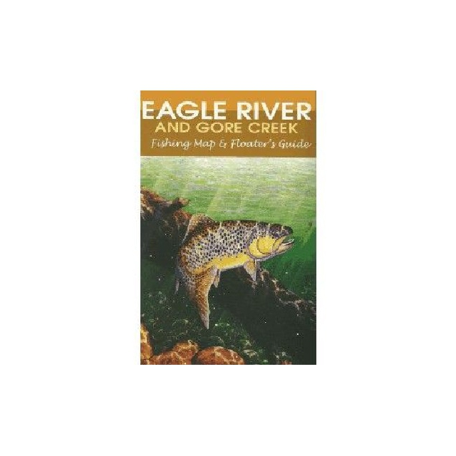 Shook Book - Eagle River and Gore Creek Map