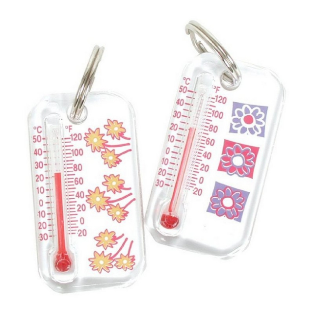 Sun - Zip-O-Gage Girl-Gage Thermometer