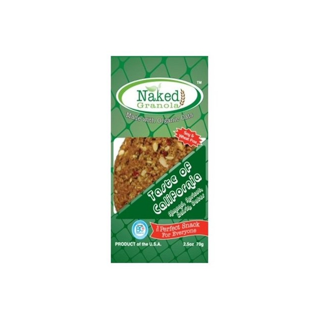 Naked Granola - Taste of California Cookie
