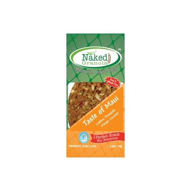 Naked Granola - Taste of Maui Cookie