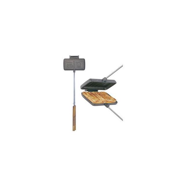 Rome's - Double Pie Iron - Cast Iron