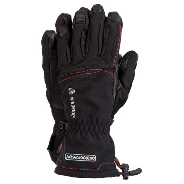 Outdoor Designs - - Diablo Glove - Small - Black