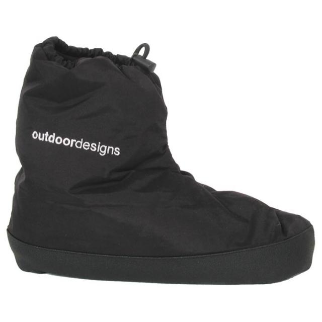 Outdoor Designs - down bootie black xl