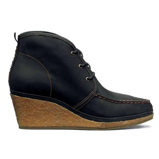 Olukai - Women's Wali Wedge Leather Shoe