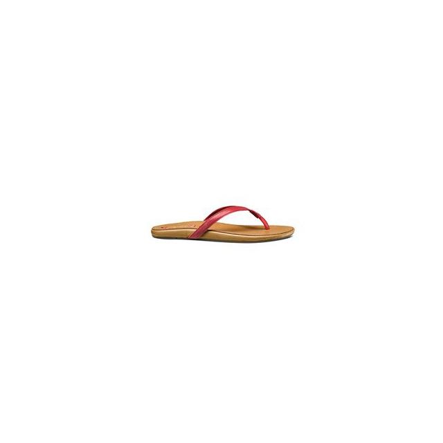 Olukai - Hulai Flip - Women's - Berry In Size: 6