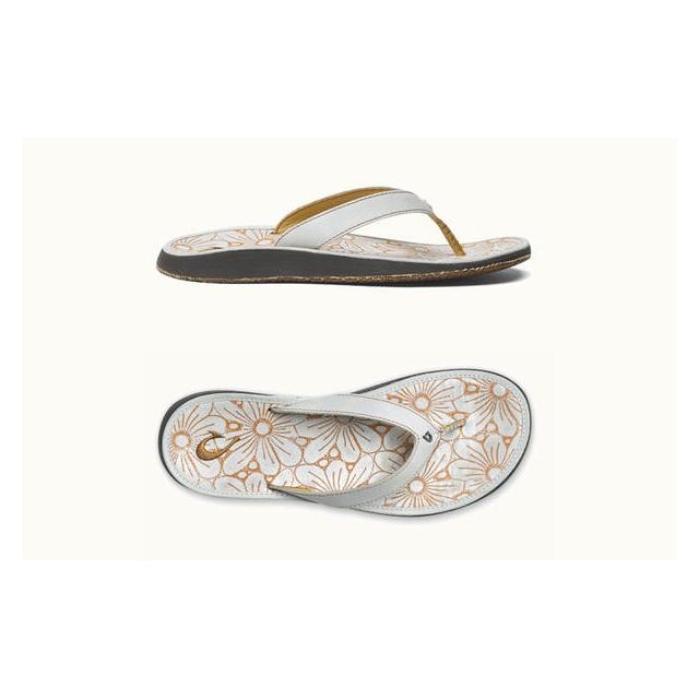 Olukai - Women's Paniolo Plumeria Sandals