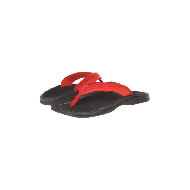 Olukai - Womens 'Ohana Sandals - Sale Tigers Blood/Ice 9