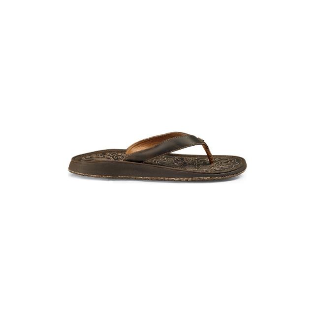 Olukai - Womens Paniolo Sandals - New Dark Java/Dark Java 6