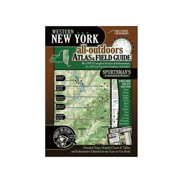Sportsman's Connection - Western NY All-Outdoors Atlas & Field Guide