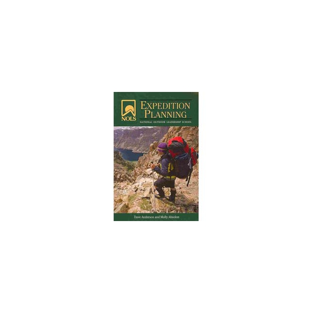 Stackpole Books - NOLS Expedition Planning - Paperback